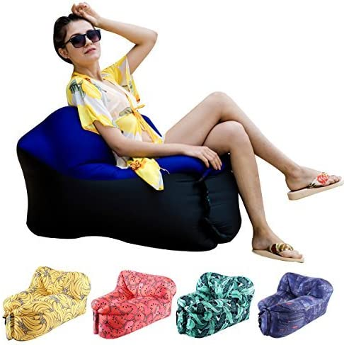 HAKE Air chair Couch with Portable Wonderful Popular Excellence products Storage Bag Gif