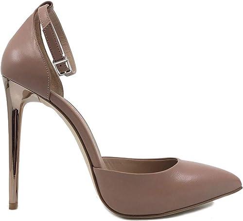 Levante Sergio XYOU Sandales Sandales Sandales pour Femme en Cuir Nu 66a