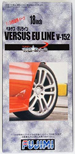 1/24 LA * série de roues 18 pouces TW27 ligne Berusasu UE