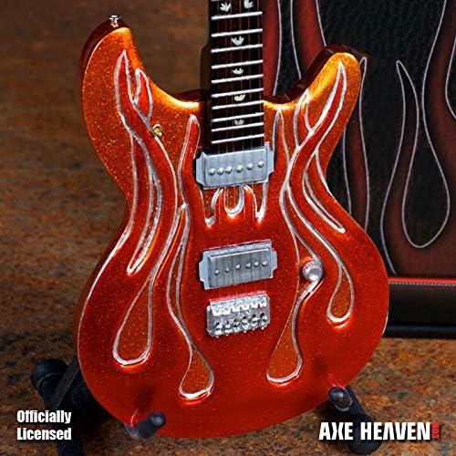 Steve Howe supreme Signature Tulsa Mall Miniature Vintage C Sunburst Replica Guitar