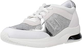Liu Jo Karlie 12-Sneaker White, Zapatillas Mujer