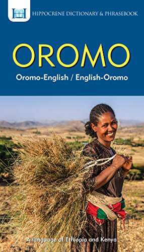 Compare Textbook Prices for Oromo-English/ English-Oromo Dictionary & Phrasebook Bilingual Edition ISBN 9780781813624 by Mawadza