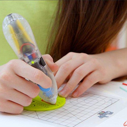 3Doodler Start 3D Stift-Set Robotics 3DS-ROBP-DEF-R Druckstift Kinder Spielzeug - 3