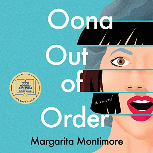 Couverture de Oona Out of Order