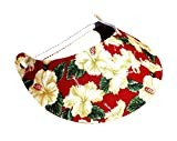 The Incredible Sunvisor Flower Patterns Perfect for Summer! Made in The USA!! (Floral 16)