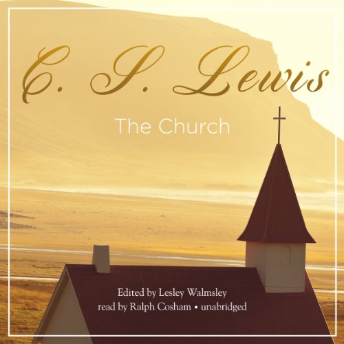The Church audiobook cover art