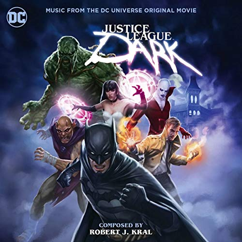 Justice League Dark: Limited Edition [CD]
