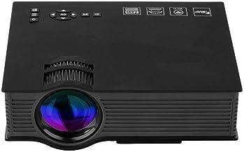 جهاز عرض ال اي دي بدقة عرض فول اتش دي من سايبر - UC46HD