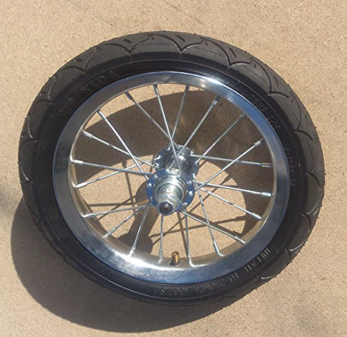Jl Wenty Ruedas Completas Para Bicicleta 12X1-1/2 X2-1/4