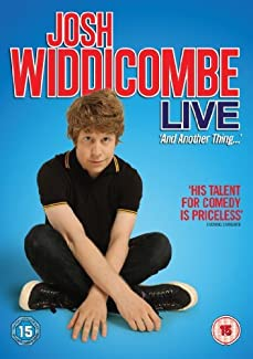 Josh Widdicombe Live - 'And Another Thing...'