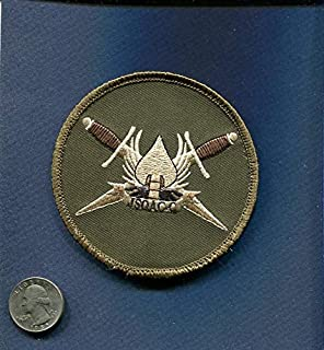 Embroidered Patch-Patches for Women Man- Joint Special Operations AIR Component Command