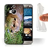 Hülle Für HTC One M9+/Plus Süß Baby Tier Fotos