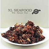 XLSEAFOOD AAAA Grade Sun Dried Wild Caught Canada Sea Cucumber Gonad 1lb pack 美国旭龙行 野生淡干加拿大海参花 一级品 1磅装 (16OZ)