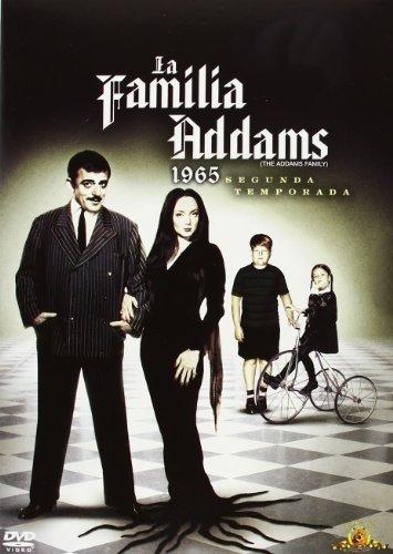 La Familia Addams 2ª Temporada [DVD]