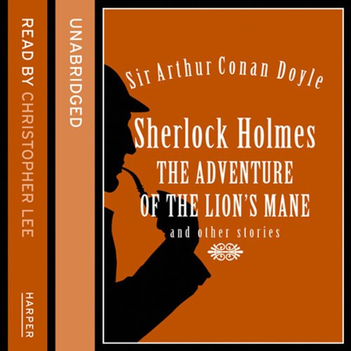 The Adventure of the Lion's Mane and Other Stories cover art
