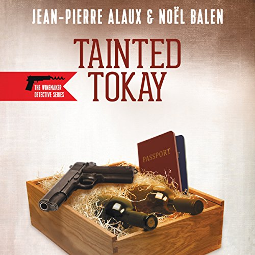 Tainted Tokay (Buveurs en Serie) audiobook cover art