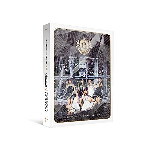 Source Music GFRIEND - 2018 GFRIEND First Concert Season of GFRIEND Encore DVD 2DVD+Photobook+On Pack Poster+6Photocard+Double Side Extra Photocards Set