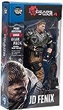 Gears of War 4 JD Fenix 7-Inch Color Tops Blue Wave #9 Action Figure