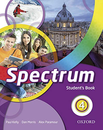 Spectrum 4. Student's Book - 9780194852531