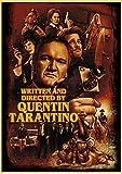 Aawerzhonda Poster Wandbilder Quentin Tarantino Film Retro