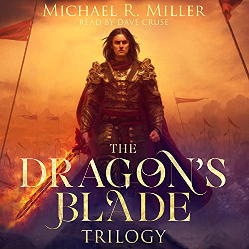 The Dragon's Blade Trilogy cover art
