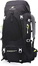 NEVO RHINO 45/50L Internal Frame Hiking Backpack,Ultralight Daypack for Camping Backpacking…