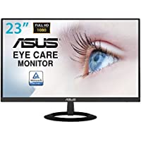 "ASUS VZ239HE 23"" Full HD IPS Negro Plana Pantalla para PC - Monitor (58,4 cm (23""), 1920 x 1080 Pixeles, LCD, 5 ms, 250 CD/m², Negro)"