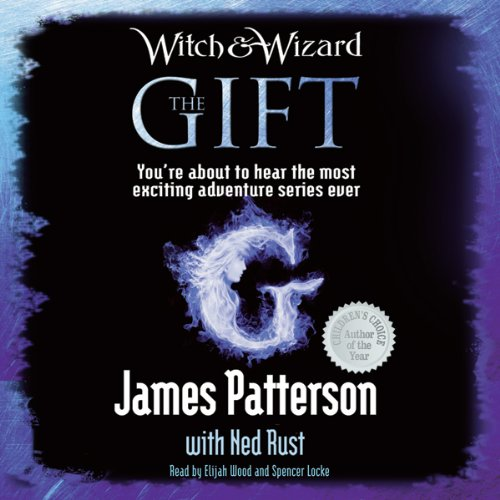 The Gift: Witch & Wizard, Book 2 audiobook cover art