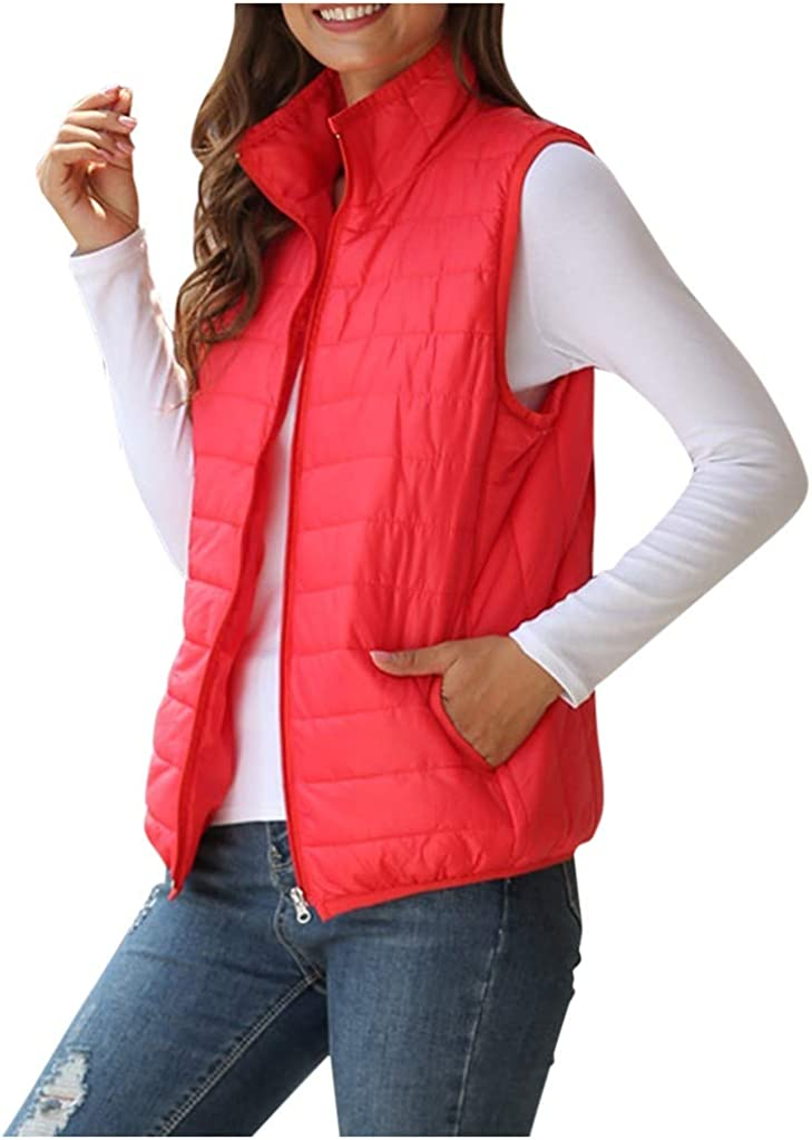 Womens Winter Warm Long Sleeve Pocket Hoodie Jacket Solid Color Zipper Coat