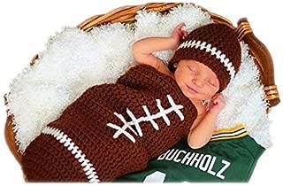 baby football photography