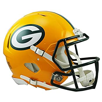 Riddell NFL Green Bay Packers Speed Authentic Football Helmet