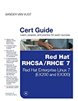 Red Hat RHCSA/RHCE 7 Cert Guid 9332571775 Book Cover