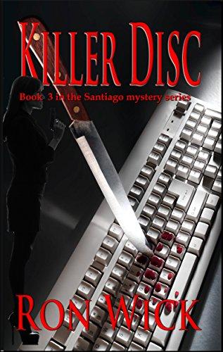 Killer Disc (Santiago Mystery Book 3) (English Edition)