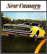 1967 camaro brochure