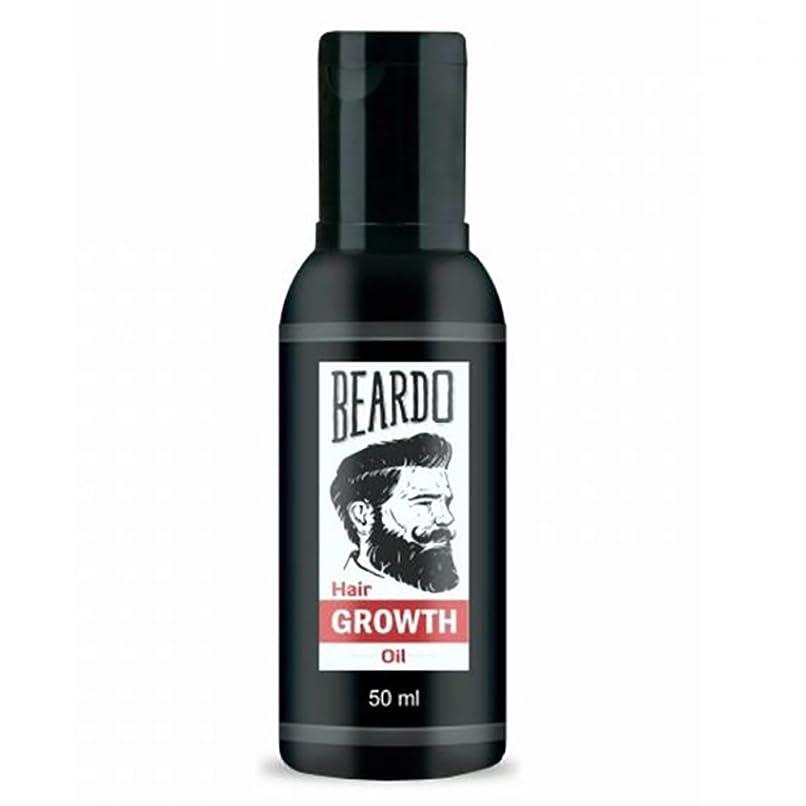 縫い目傀儡レシピBeardo Beard and Hair Growth Oil 50 ml With Natural Ingredients - Rose and Hibiscus Oils