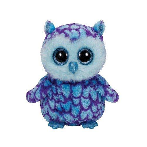 TY 37036 Oscar Owl Plüschtier, Mehrfarbig