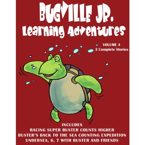 Bugville Jr. Learning Adventures Collection #4 cover art