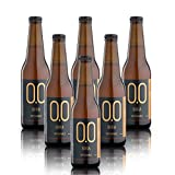 alternativa® - Cerveza Artesanal Sin Alcohol - 0.0% vol (Caja de 6 botellas 330ml)