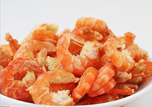 Getrocknete Meeresfrüchte großformatiges Garnelen Fleisch 1 Pfund (454 Gramm) aus South China Sea nanhai