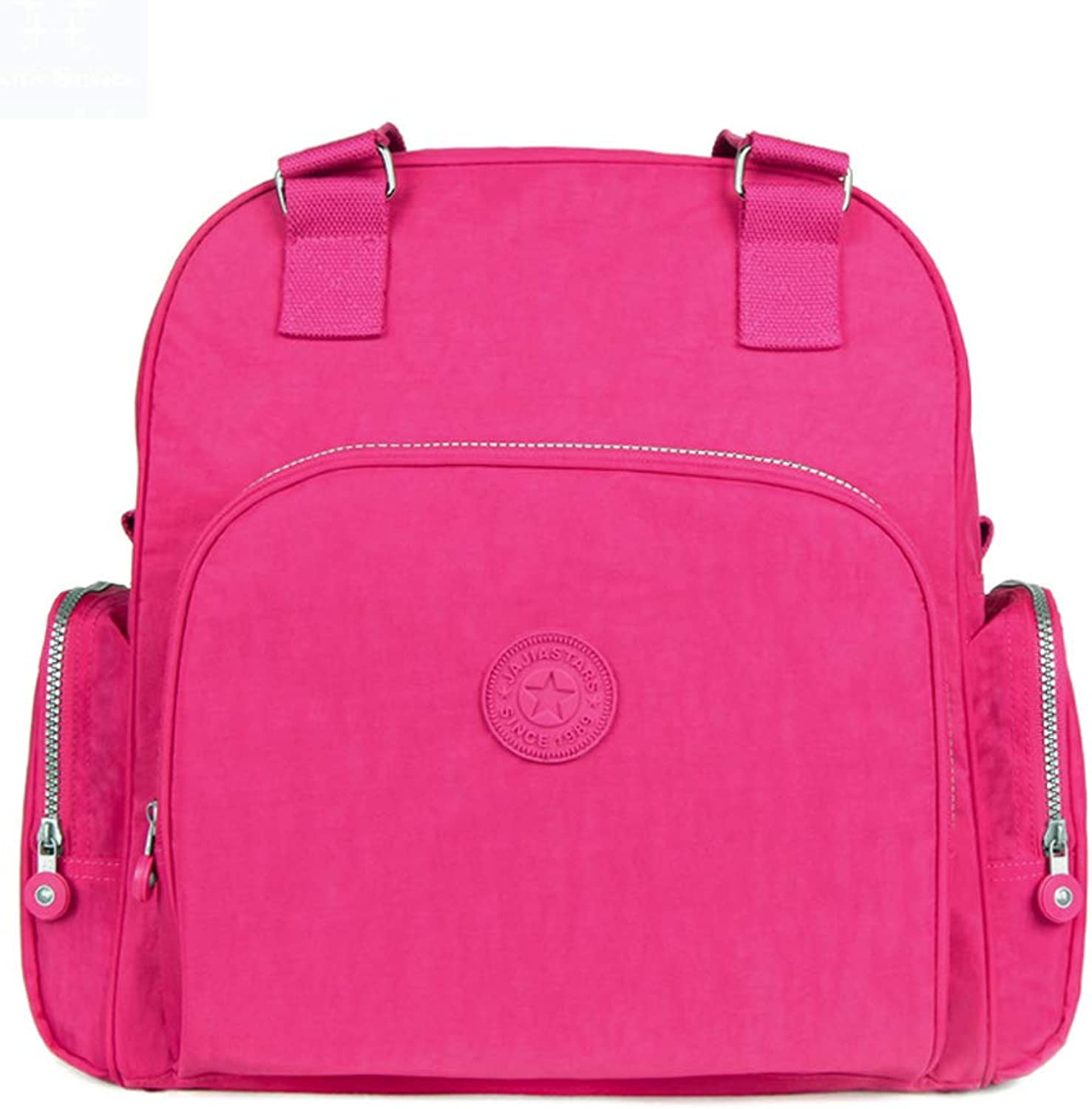 YP PY Backpack Multi Function Large Capacity Backpack Fashionable Waterproof Mother Backpack Mother And Baby Pregnant Woman Outgoing Bag