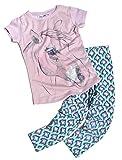 ice Girl Mädchen T-Shirt 'Pferd' Glitzer mit Leggings rosa 16180380 (98)