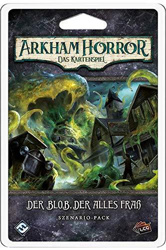Asmodee Arkham Horror: LCG - Der Blob, der alles fraß - Erweiterung, Deutsch