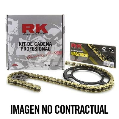RK Kit Transmision Vicma - Kc100137 : Kit Cadena 428M (15-42-124)