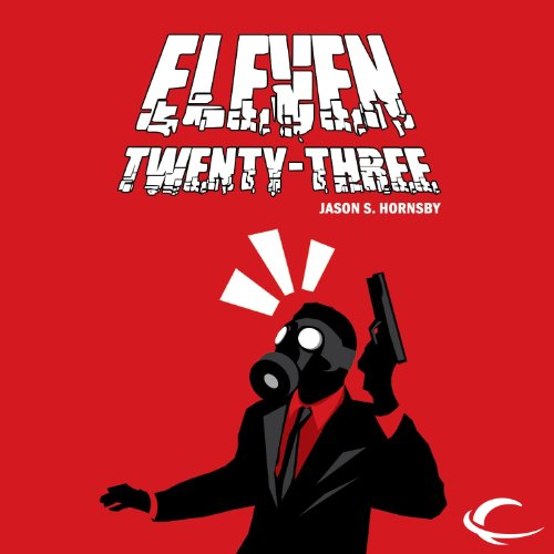 Eleven Twenty-Three audiobook cover art