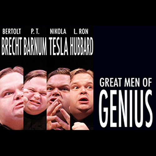 Great Men of Genius, Part 2 cover art