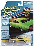 Johnny Lightning 1971 Ford Torino Cobra, [Yellow] Muscle Cars U.S.A. Class of 1971