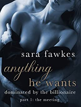 Anything He Wants: The Meeting (#1) by [Sara Fawkes]