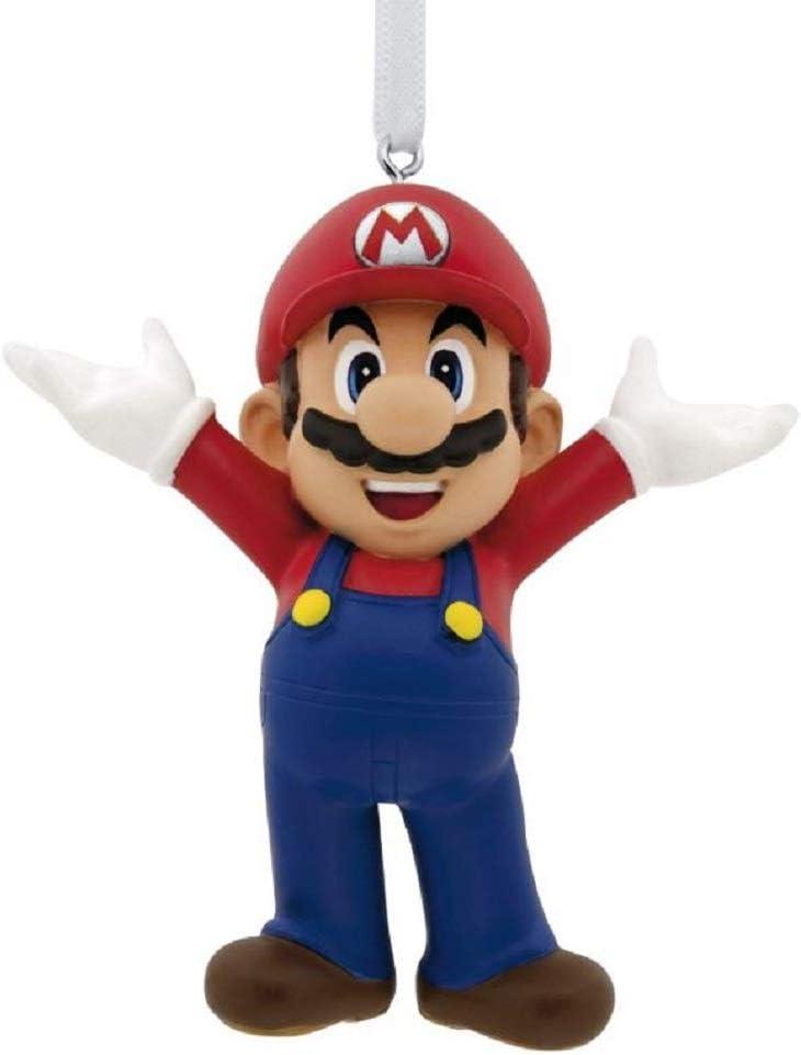 Super Mario Brother Christmas Popular product Over item handling Ornament Kids X Tree Boys Girl mas