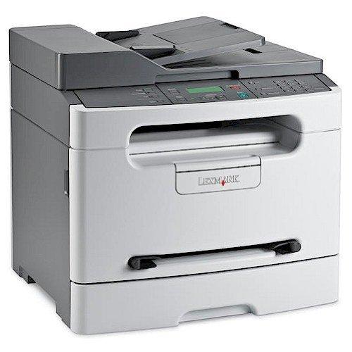 Lexmark X204n Multifunktionsgerät (Monochrome-Laserdrucker, Scanner, Kopierer, Fax)