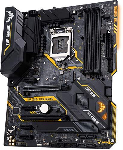 ASUS - Scheda Madre TUF Z390-Plus Gaming Socket 1151 Chipset Z390 ATX